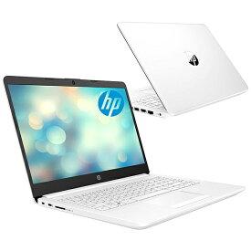 HP エイチピー 3J147PA-AAAA ノートパソコン HP 14s-cf2000 ピュアホワイト [14.0型 /intel Core i3 /SSD:256GB /メモリ:8GB]