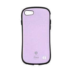 HAMEE ハミィ [iPhone SE 2020/8/7専用]iFace First Class Macaronsケース 41-911-922224 マカロン/パープル