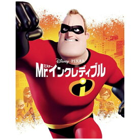 ウォルト・ディズニー・ジャパン The Walt Disney Company (Japan) Mr.インクレディブル MovieNEX アウターケース付き(期間限定)【ブルーレイ+DVD】
