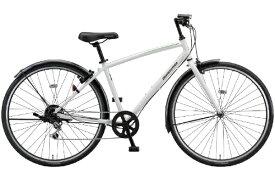 ブリヂストン BRIDGESTONE 27型 クロスバイク ES1 (E.Xホワイト/外装6段変速)ESP761【2021年モデル】【組立商品につき返品不可】 【代金引換配送不可】