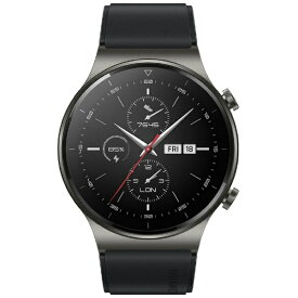 HUAWEI ファーウェイ HUAWEI WATCH GT 2 Pro/Night Black WATCHGT2PROBK