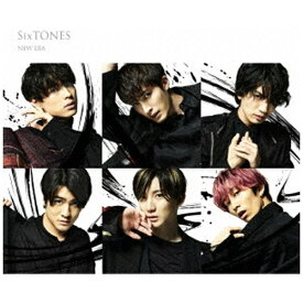 ソニーミュージックマーケティング SixTONES/ NEW ERA 初回盤【CD】 【代金引換配送不可】