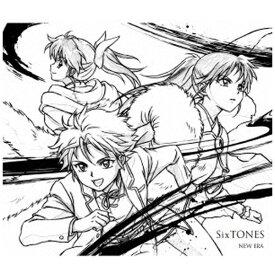 ソニーミュージックマーケティング SixTONES/ NEW ERA 期間限定盤【CD】