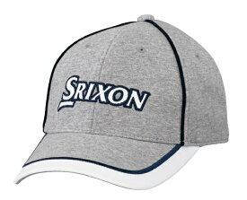 ダンロップ スリクソン DUNLOP SRIXON SMH0162 メンズ キャップ グレー SMH0162