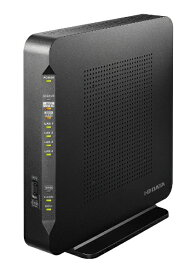 I-O DATA アイ・オー・データ Wi-Fiルーター 2402+1150Mbps[PS5動作確認済み] WN-DAX3600XR [Wi-Fi 6(ax)/ac/n/a/g/b]