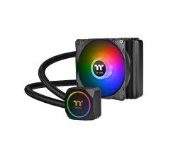 THERMALTAKE サーマルテイク 水冷CPUクーラー TH120 ARGB Sync CLW285PL12SWA