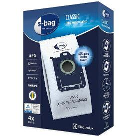 エレクトロラックス Electrolux 掃除機用紙パック(4枚入り)Electrolux s-bag E201S