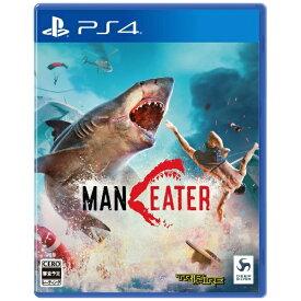 【2020年12月17日発売】 その他メーカー 【ビックカメラグループオリジナル特典付き】Maneater【PS4】