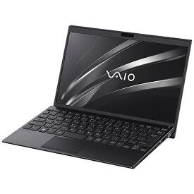VAIO バイオ VJS12390311B ノートパソコン VAIO SX12 (Wi-Fi) ブラック [12.5型 /intel Core i5 /SSD:256GB /メモリ:8GB /2020年10月モデル]