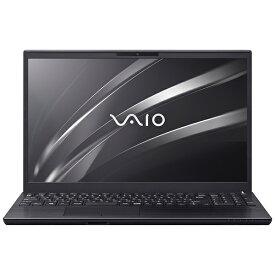 VAIO バイオ ノートパソコン VAIOS15 ブラック VJS15490611B [15.6型 /intel Core i7 /HDD:1TB /SSD:256GB /メモリ:8GB /2020年11月モデル]【rb_winupg】