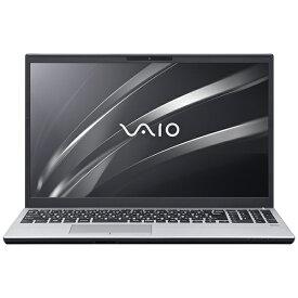 VAIO バイオ VJS15490711S ノートパソコン VAIO S15 シルバー [15.6型 /intel Core i7 /HDD:1TB /SSD:256GB /メモリ:8GB /2020年11月モデル]
