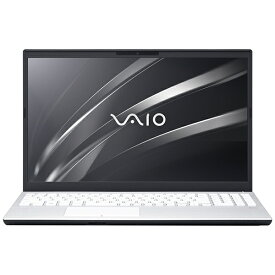 VAIO バイオ VJS15490911W ノートパソコン VAIO S15 ホワイト [15.6型 /intel Core i5 /SSD:256GB /メモリ:8GB /2020年11月モデル]
