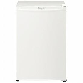 パナソニック Panasonic 冷蔵庫 パーソナルノンフロン冷蔵庫(直冷式) オフホワイト NR-A80D-W [1ドア /右開きタイプ /75L][冷蔵庫 一人暮らし 小型 新生活]