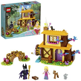 レゴジャパン LEGO LEGO(レゴ) 43188 ディズニープリンセス オーロラ姫の森のコテージ