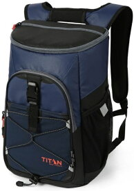 TITAN タイタン バックパック クーラーバッグ TITAN DEEP FREEZE 24 CAN BACKPACK COOLER(ネイビー) 2003IL273044【正規品】
