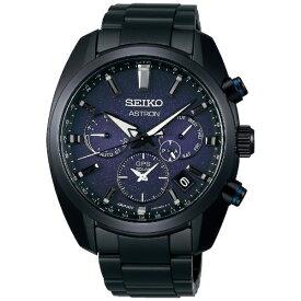 セイコー SEIKO 【ソーラーGPS時計】 アストロン(ASTRON) Global Line オールブラックモデル SBXC077 [正規品]