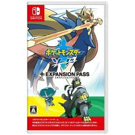 ポケモン Pokemon ポケットモンスター ソード + エキスパンションパス[ニンテンドースイッチ ソフト]【Switch】