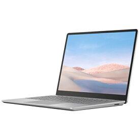 マイクロソフト Microsoft 1ZO-00020 Surface Laptop Go(サーフェス ラップトップ ゴー) プラチナ [12.4型 /intel Core i5 /eMMC:64GB /メモリ:4GB /2020年10月モデル][12.4インチ office付き 新品 windows10]