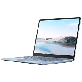 マイクロソフト Microsoft THJ-00034 Surface Laptop Go(サーフェス ラップトップ ゴー) アイス ブルー [12.4型 /intel Core i5 /SSD:256GB /メモリ:8GB /2020年10月モデル][12.4インチ office付き 新品 windows10]