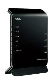NEC エヌイーシー PA-WG1200HS4 Wi-Fiルーター Aterm WG1200HS4 [ac/n/a/g/b][無線LANルーター]