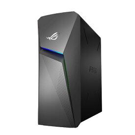 ASUS エイスース GL10CS-I5G1650N512D6 ゲーミングデスクトップパソコン ROG STRIX アイアングレー [モニター無し /intel Core i5 /SSD:512GB /メモリ:8GB /2020年10月モデル]
