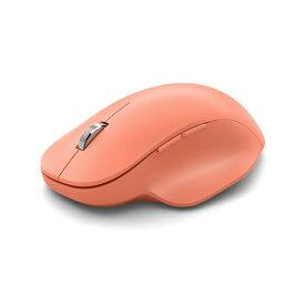 マイクロソフト Microsoft 22200047 マウス Ergonomic Mouse ピーチ [BlueLED /6ボタン /Bluetooth /無線(ワイヤレス)]