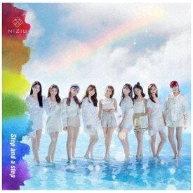 ソニーミュージックマーケティング NiziU/ Step and a step 通常盤【CD】