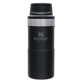 STANLEY スタンレー クラシック真空ワンハンドマグII 0.35L(マットブラック) 6440023 マットブラック 06440-023