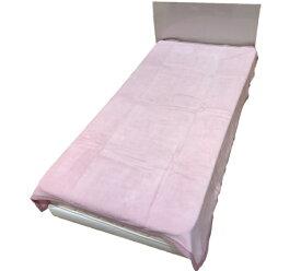 西川 NISHIKAWA アクリルニューマイヤー毛布(シングルサイズ/ピンク)