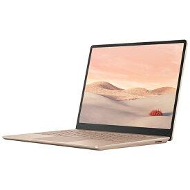 マイクロソフト Microsoft THH-00045 Surface Laptop Go(サーフェス ラップトップ ゴー) サンドストーン [12.4型 /intel Core i5 /SSD:128GB /メモリ:8GB /2020年10月モデル][12.4インチ office付き 新品 windows10]