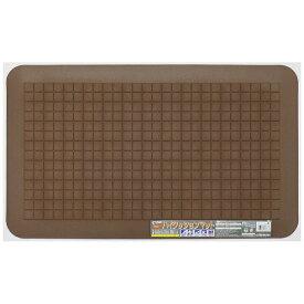 山崎産業 ハイクッションマット #3 ブラウン ブラウン 60376