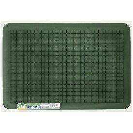 山崎産業 ハイクッションマット #6 グリーン グリーン 60377