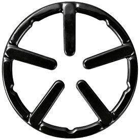 パール金属 PEARL METAL フェール 鉄鋳物製ミニ五徳ホーロー加工 ブラック HB-4198