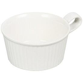 パール金属 PEARL METAL ファントゥクック スープカップにも使える取っ手付とんすいカップ型(ホワイト) L-1876