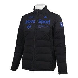 デサント DESCENTE メンズ ジャケット ブルゾンコート DESCENTE GOLF(Oサイズ/ブラック)DGMQJK10