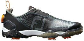 フットジョイ FootJoy 25.0cm メンズ ゴルフシューズ フリースタイル Freestyle 2.0(ブラック×オレンジ/W:3E相当) #57353 2018年モデル