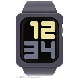 アピロス apeiros EYLE TILE Apple Watch Band Case 44mm NAVY for Series 6/5/4/SE XEA03-TL-NV