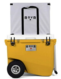 ROVR PRODUCTS ホイール付きクーラーボックス ROVR RollR 80(75.7L/Magic Hour)7RV80MHROLLRW