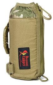 Oregonian Camper オレゴニアンキャンパー ボトルホルダー タクティカルペットボトルホルダー(500〜650mlペットボトル用/Coyote) 7OCB820