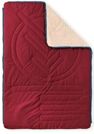 VOITED アウトドアブラケット CLOUDTOUCH PILLOW BLANKET(137×203cm(解放時)/Oxblood)7VTDCLT