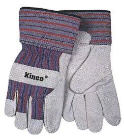 KINCO キンコ ワークグローブ Kinco Gloves Cowhide Leather Palm(Mサイズ) #1500