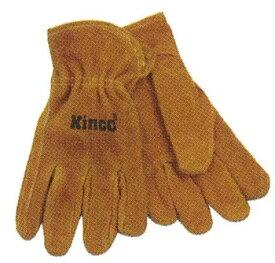 KINCO ワークグローブ Kinco Gloves Cowhide Driver Gloves Kisds(XXSサイズ/3〜6歳向け) #50C