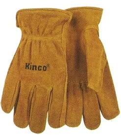 KINCO キンコ ワークグローブ Kinco Gloves Cowhide Driver Gloves(Mサイズ) #50