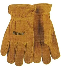 KINCO キンコ ワークグローブ Kinco Gloves Cowhide Driver Gloves(Lサイズ) #50