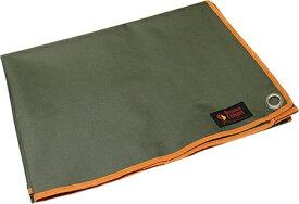 Oregonian Camper オレゴニアンキャンパー 防水グランドシート(Lサイズ:200×140cm/FOREST(フォレスト)) 7OCA501