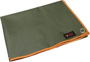 Oregonian Camper オレゴニアンキャンパー 防水グランドシート(Sサイズ:100×70cm/FOREST(フォレスト)) 7OCA502