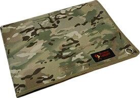 OREGONIANCAMPER 防水グランドシート (Lサイズ:200×140cm/MULTI CAMO(マルチカモ))7OCA711