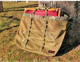 Oregonian Camper オレゴニアンキャンパー メッシュバッグ メッシュキャリーオール MESH CARRY ALL SUPER(幅60×高さ50×マチ25cm/MULTI CAMO×CYOTE(マルチカモ×コヨーテ)) 7OCB802