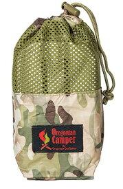Oregonian Camper オレゴニアンキャンパー メッシュポーチ メスティンポーチ MESSTIN POUCH -S(縦11×横24×マチ8cm/COYOTE×MULTI CAMO(コヨーテ×マルチカモ))7OCB808