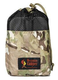 Oregonian Camper オレゴニアンキャンパー メスティンポーチ L-MESSTIN POUCH(縦14×横25×マチ9cm/BLACK×MULTI CAMO(ブラック×マルチカモ))7OCB809